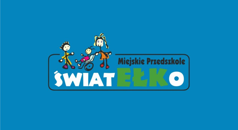 logo Miejskiego Przedszkola ŚwiatEŁKo